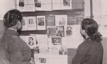 Книжково-журнальна вітрина, присвячена 100-річчю А. П.Чехова