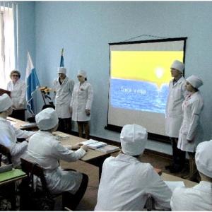 відкрите заняття з історії України