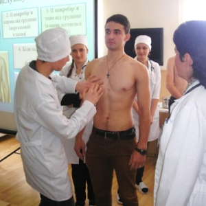 відкрите практичне заняття з теми «Методи обстеження пацієнтів із захворюваннями серцево-судинної системи»